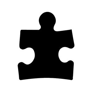 Jigsaw Piece