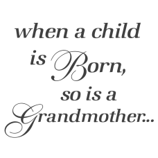 Child Born Grandmother