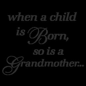 Child Born Grandmother