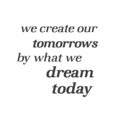 We Create Tomorrow