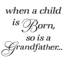 Child Born Grandfather