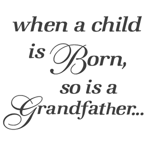 Child Born Grandfather