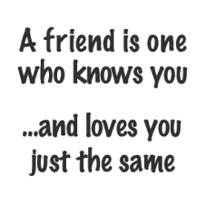 Friends Love you the Same