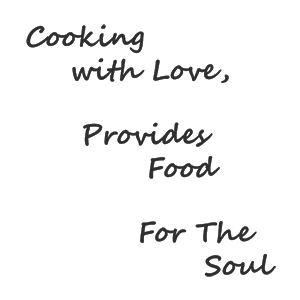 Cooking Love Soul