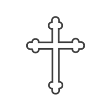 Budded Cross