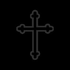 Budded Cross