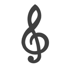 Treble Clef  (Music)