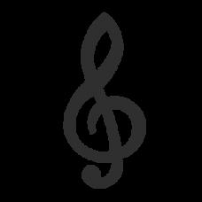 Treble Clef  (Music)