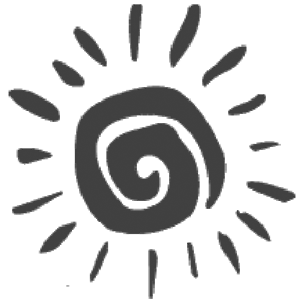 Sun, spiral