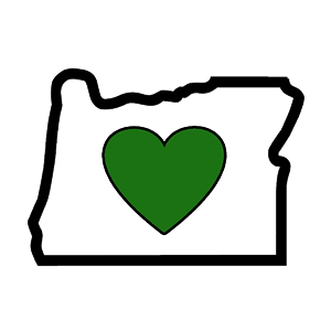 Oregon State Heart